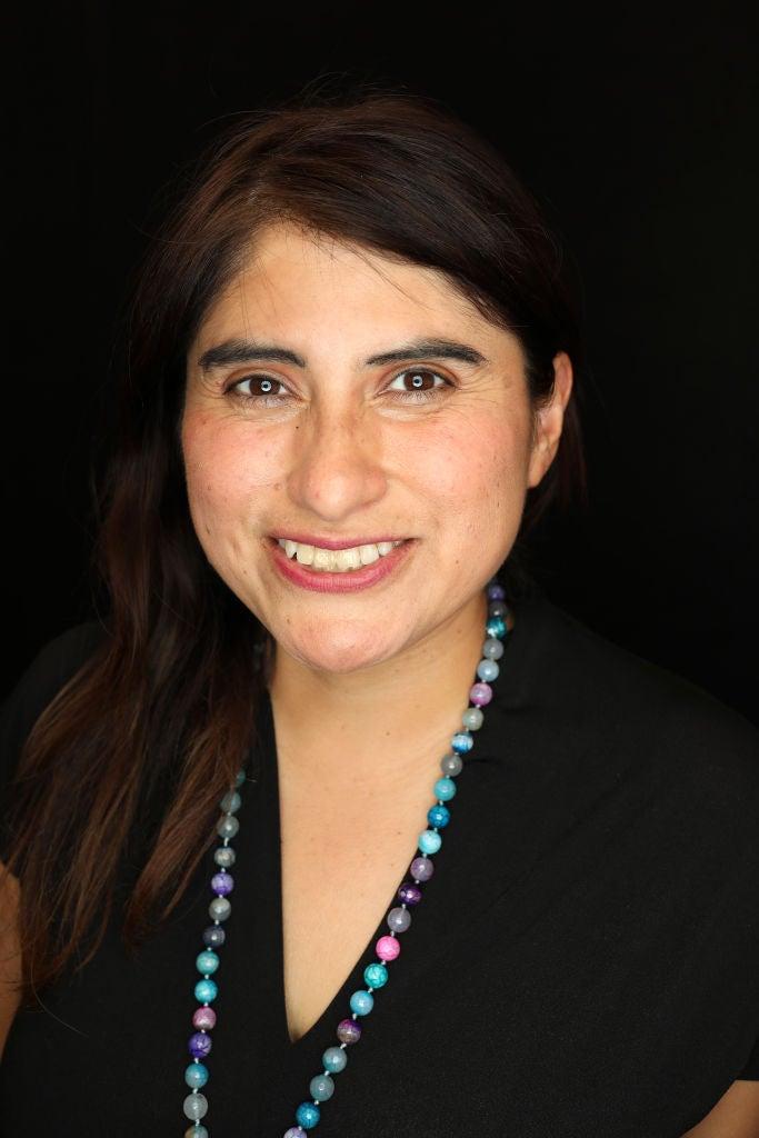 Peruvian filmmaker Melina León