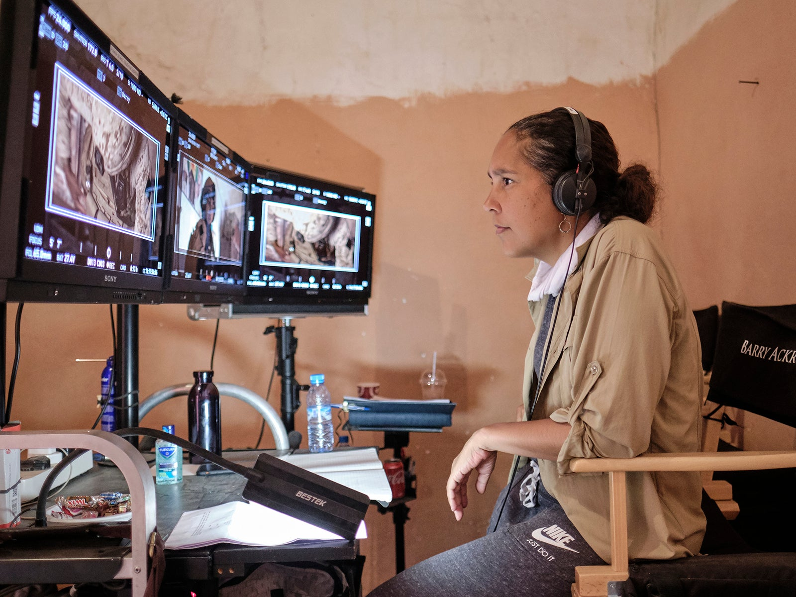 """Director Gina Prince-Bythewood helms an action adventure, """"The Old Guard"""" on Netflix, based on a graphic novel with super-heroes that don't fit the normal spectrum."""