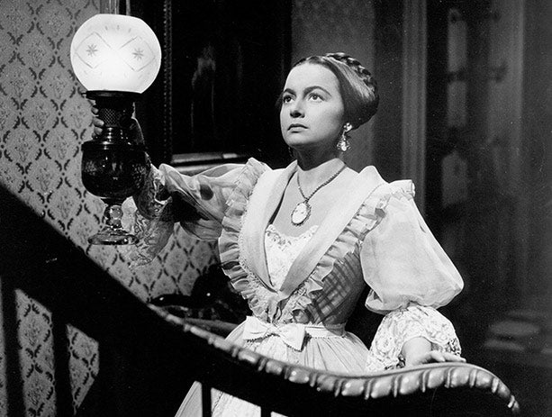 "A scene from ""The Heiress"", 1949"