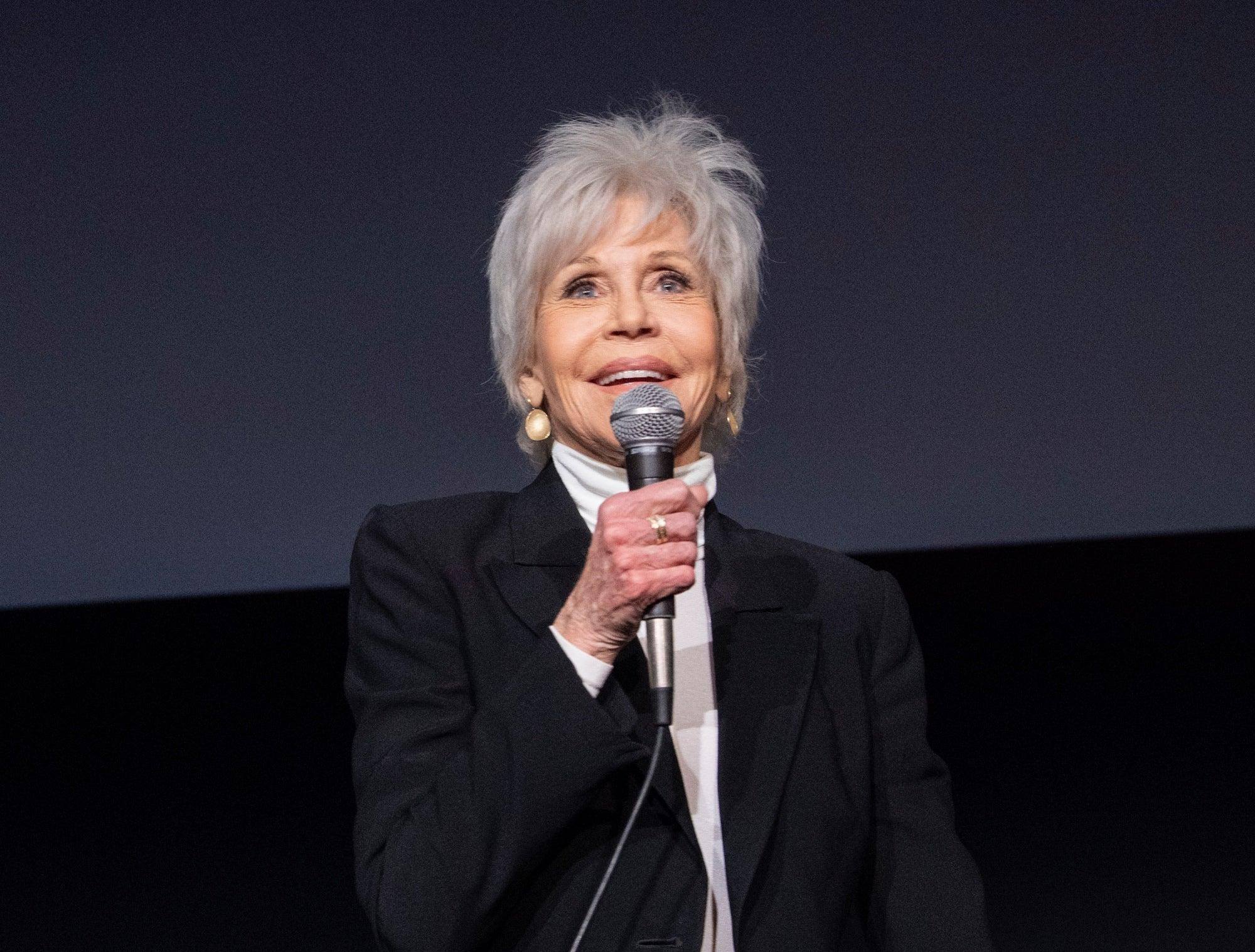 Jane Fonda at the Restoration Summit 2020