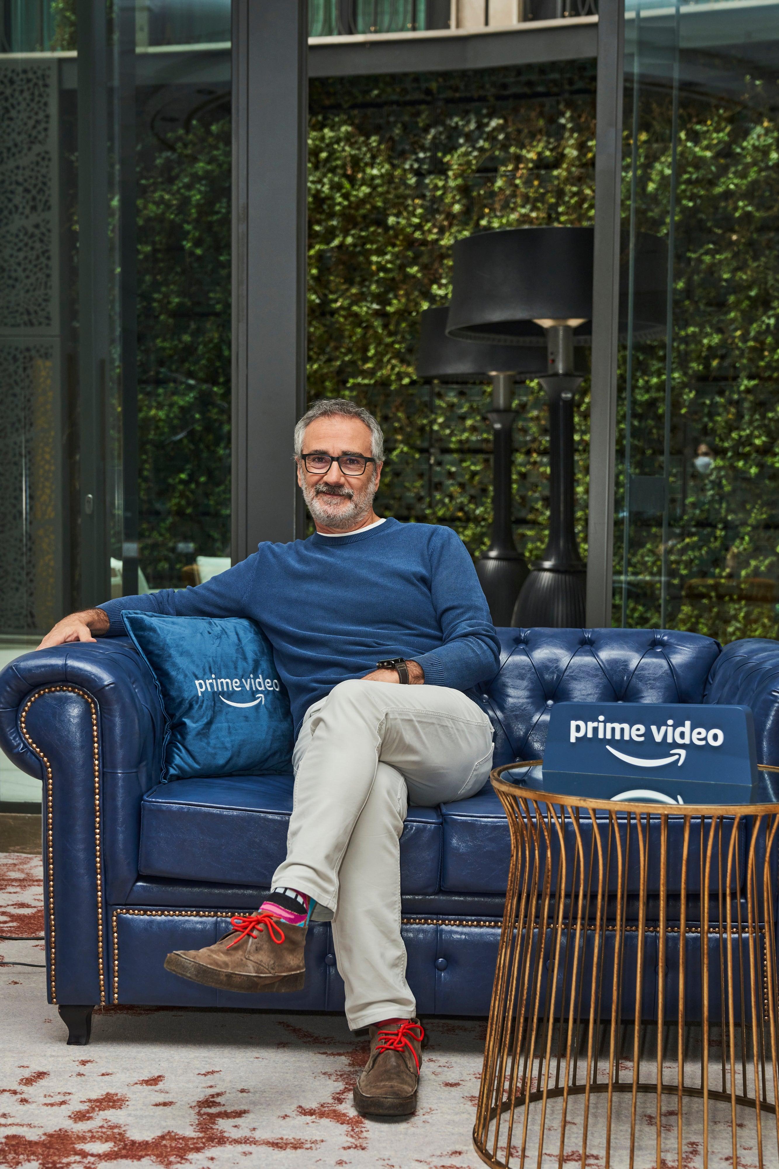 Filmmaker Javier Fesser