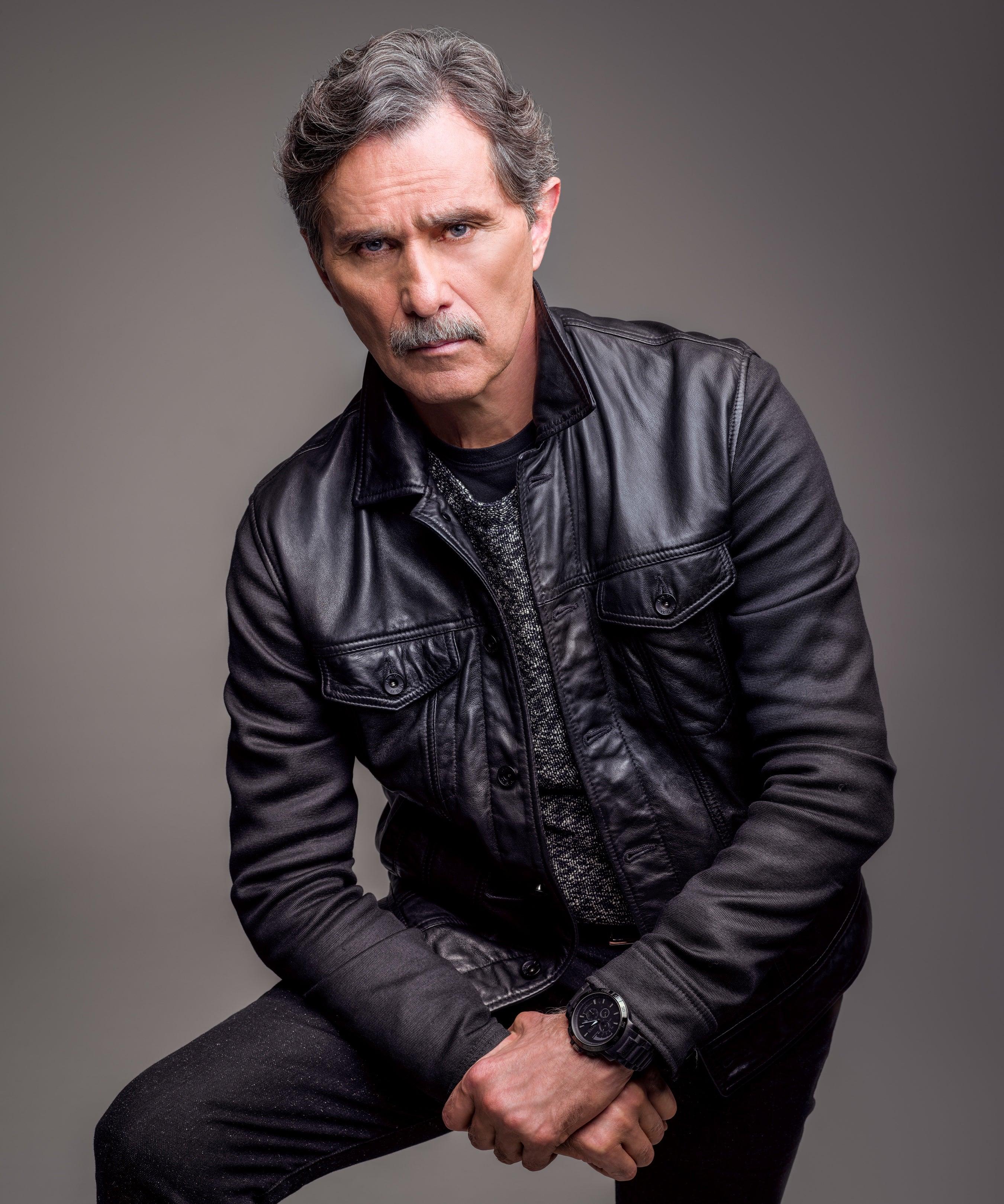 Actor Humberto Zurita