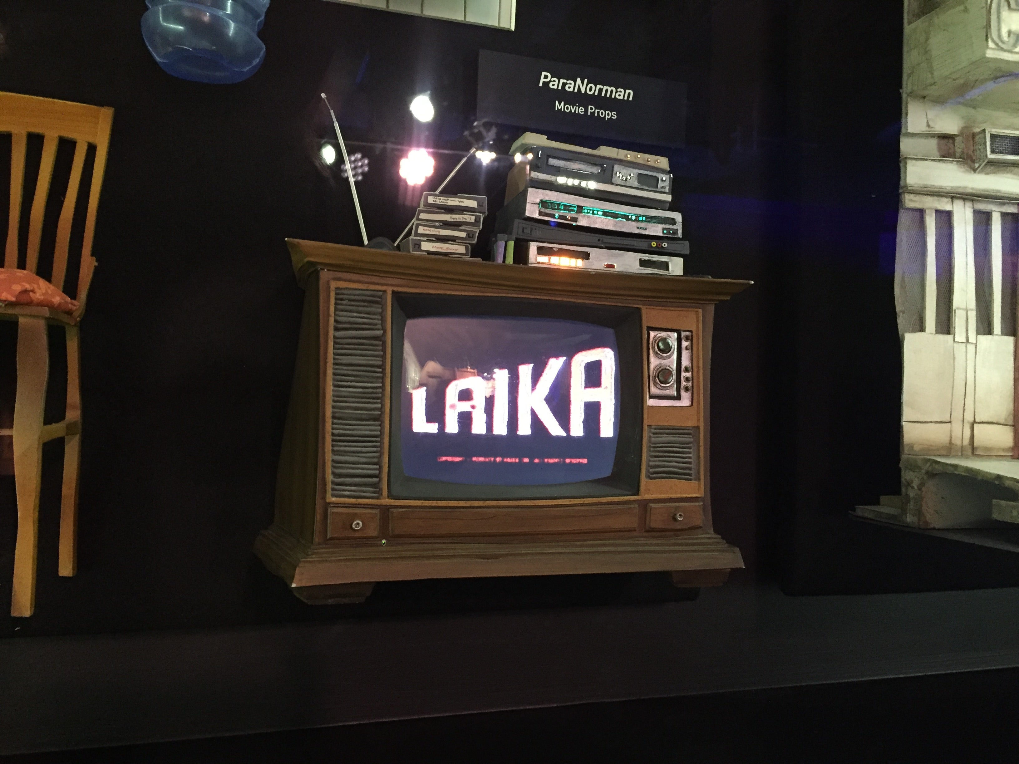 Laika event at Comic-Con 2018