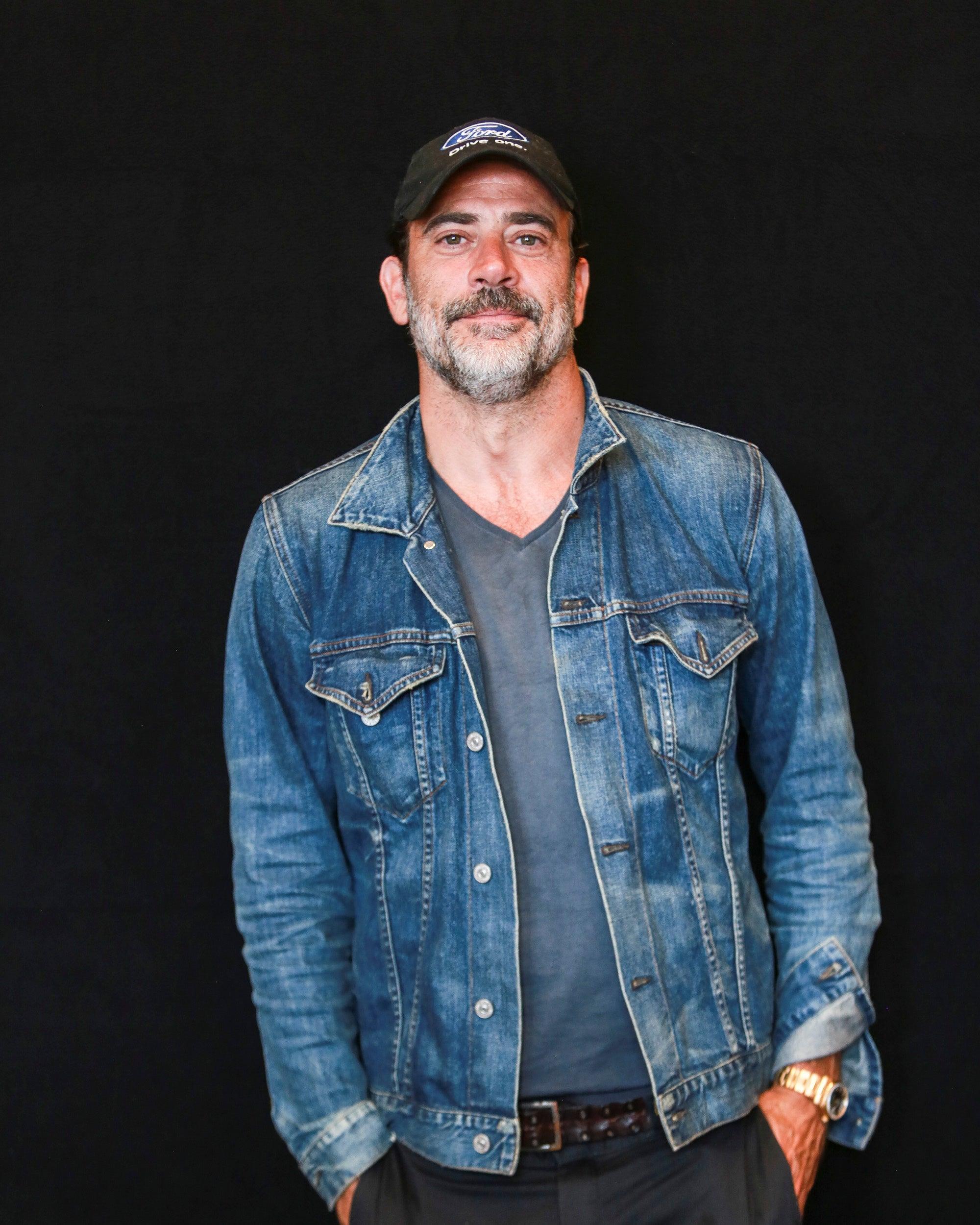 Actor Jeffrey Dean Morgan at Comic-Con 2016