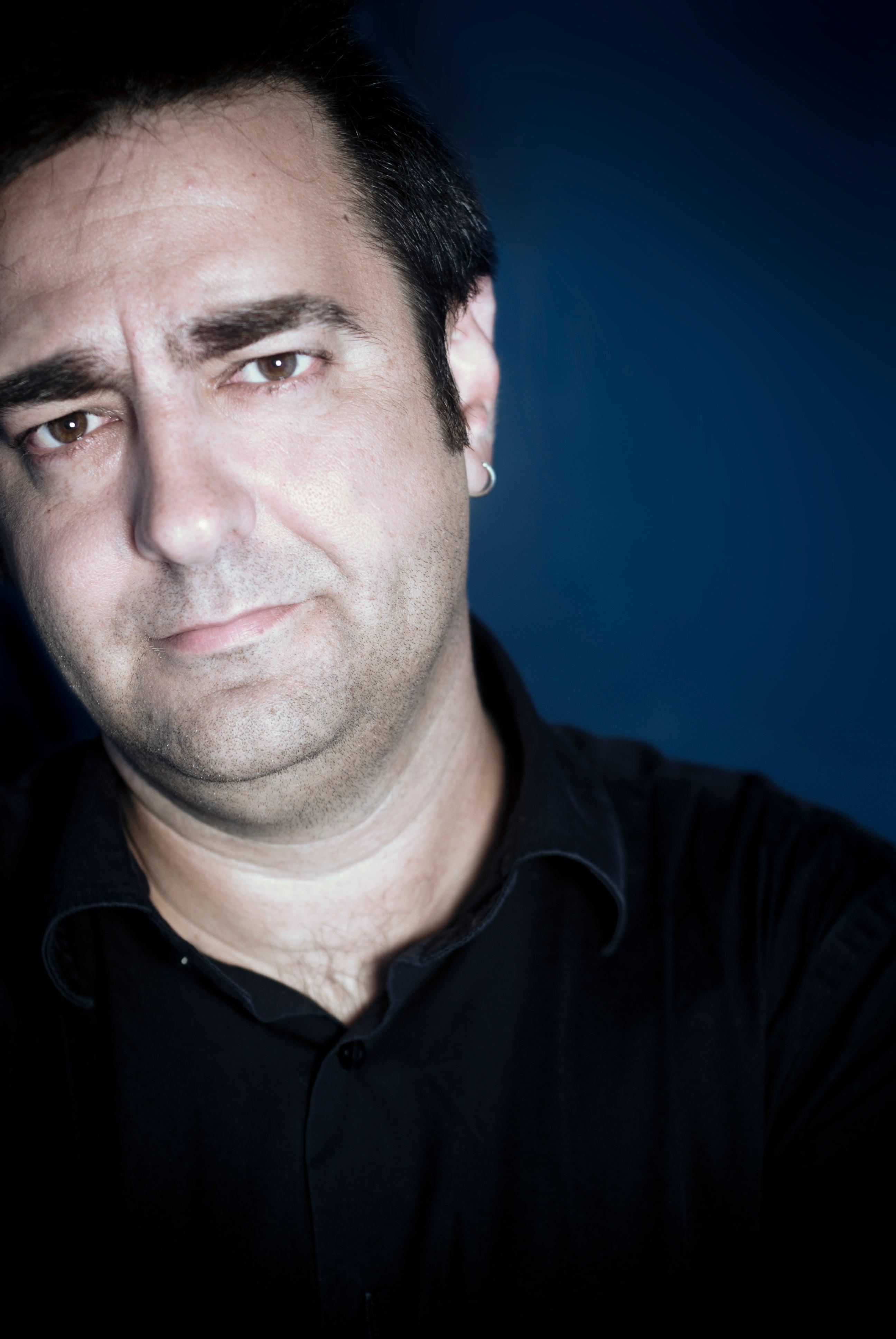 Spanish director Jesús Ponce