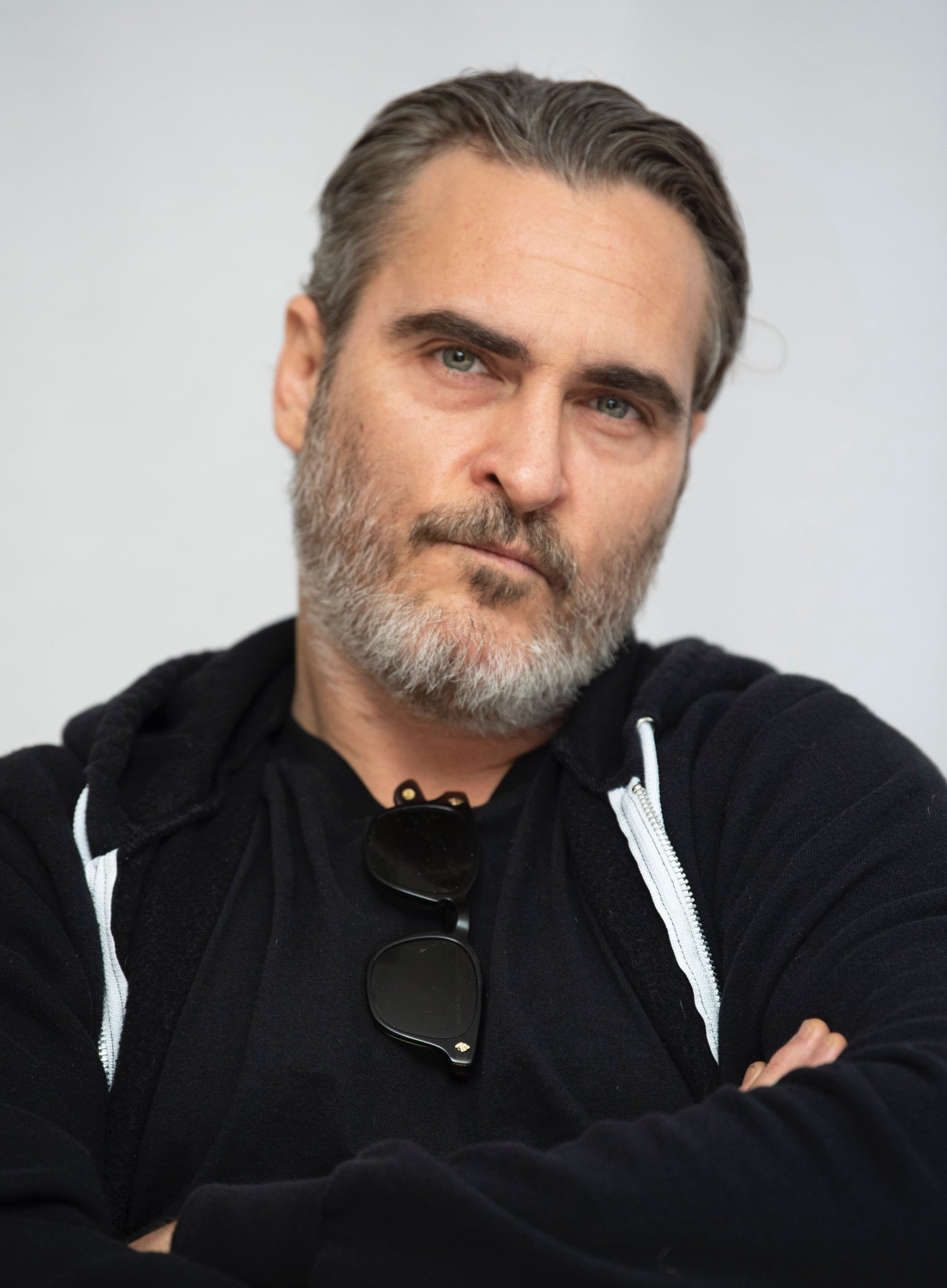 Actor Joaquin Phoenix, Golden Globe winner