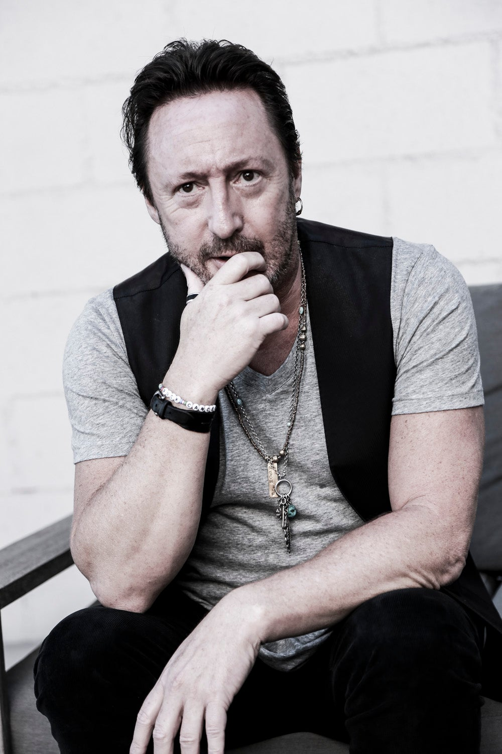Julian Lennon Photographer Shows His Craft In Los Angeles