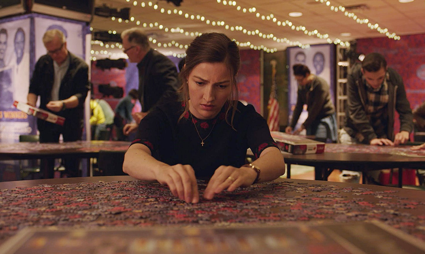 "Kelly Macdonald in ""Puzzle"" (2018)"