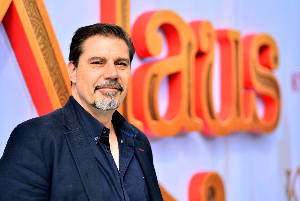 Animation director Sergio Pablos