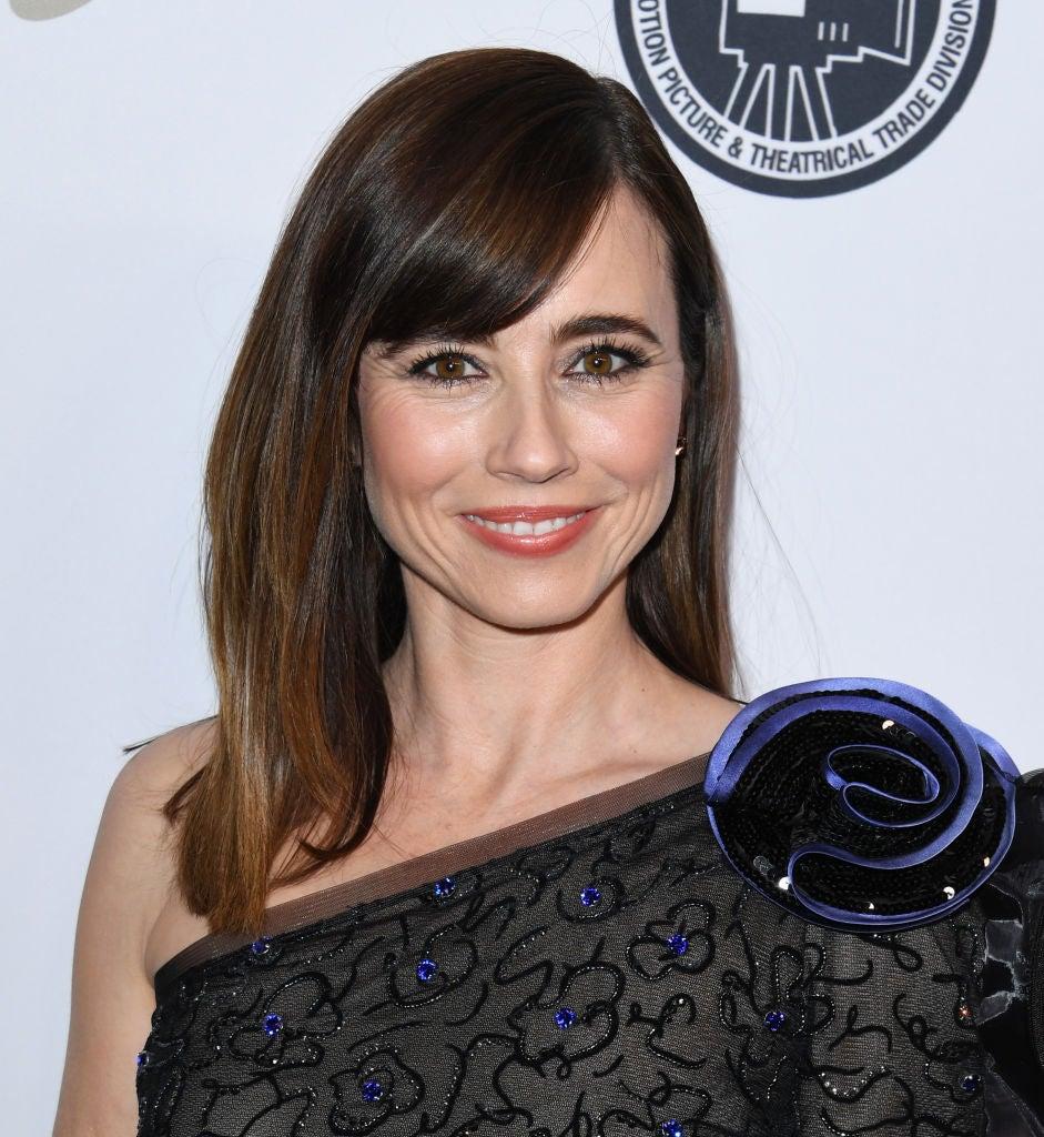 Actress Linda Cardellini