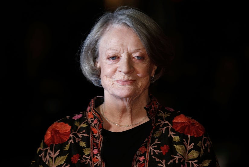 maggie smith emmy