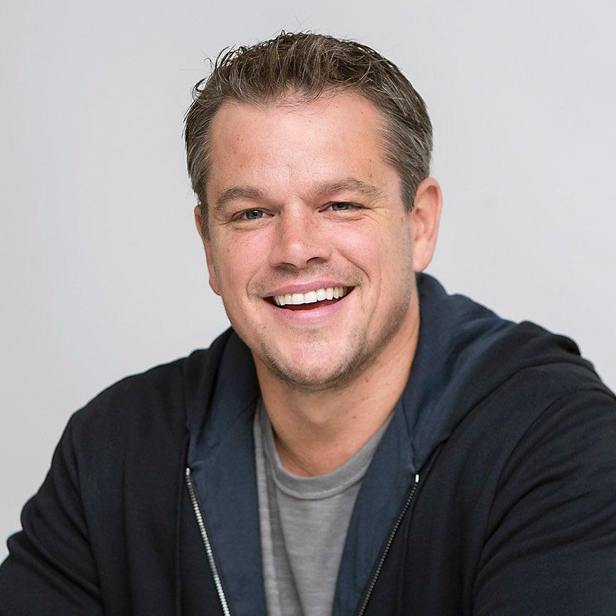 On Music: Matt Damon, ...