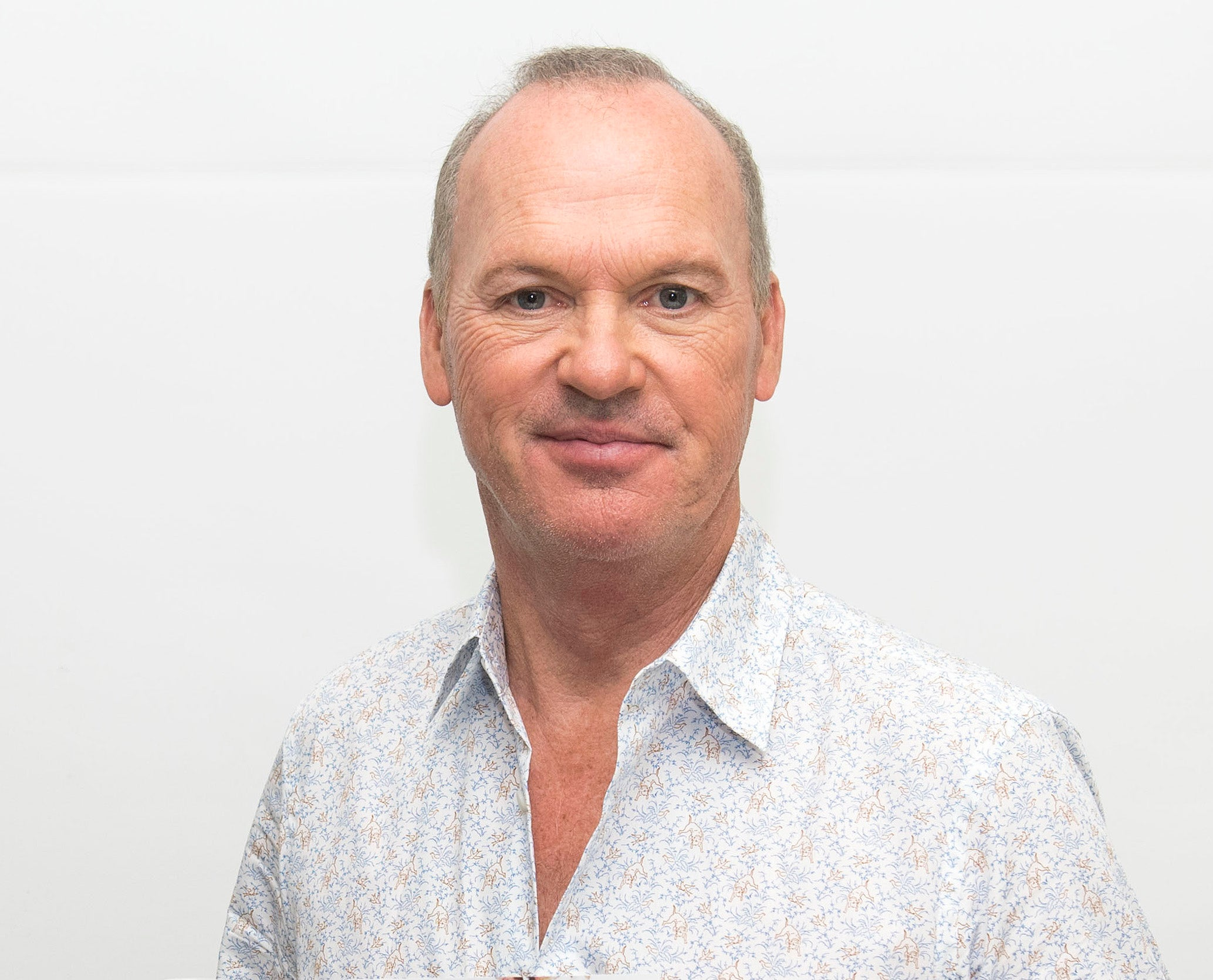 Actor Michael Keaton. Golden Globe winner