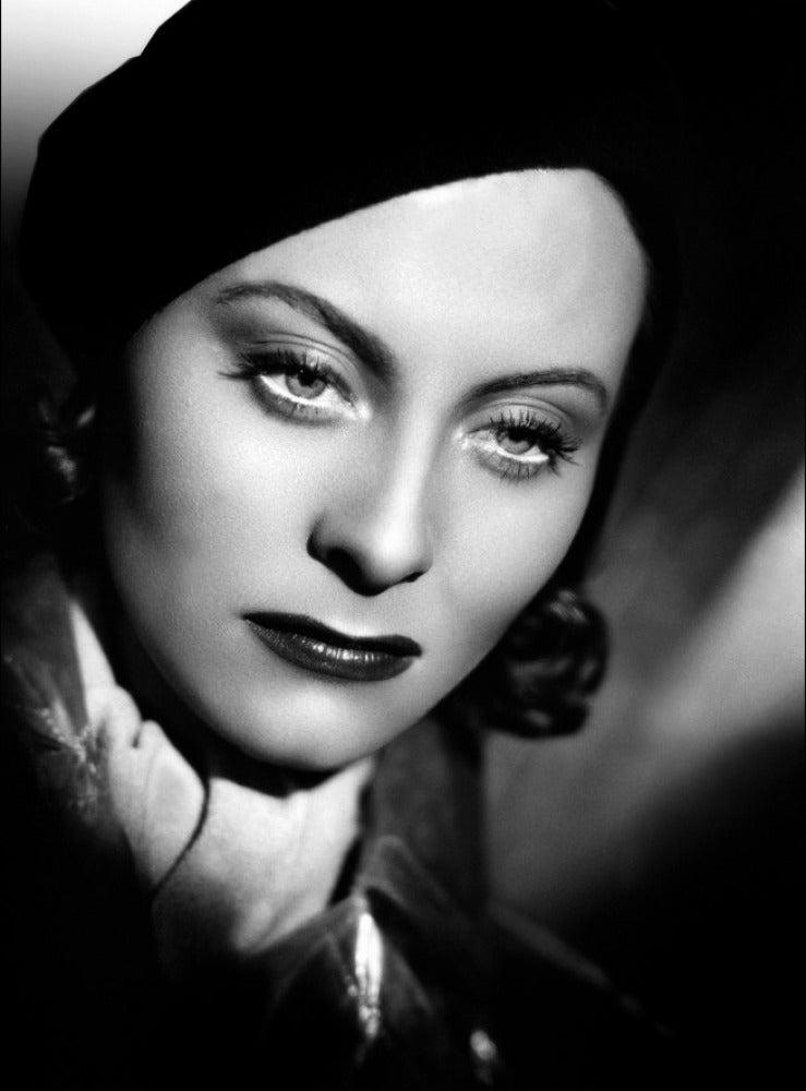 Actress Michele Morgan