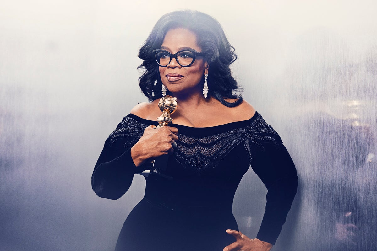 Oprah Winfrey to receive top Golden Globe honour
