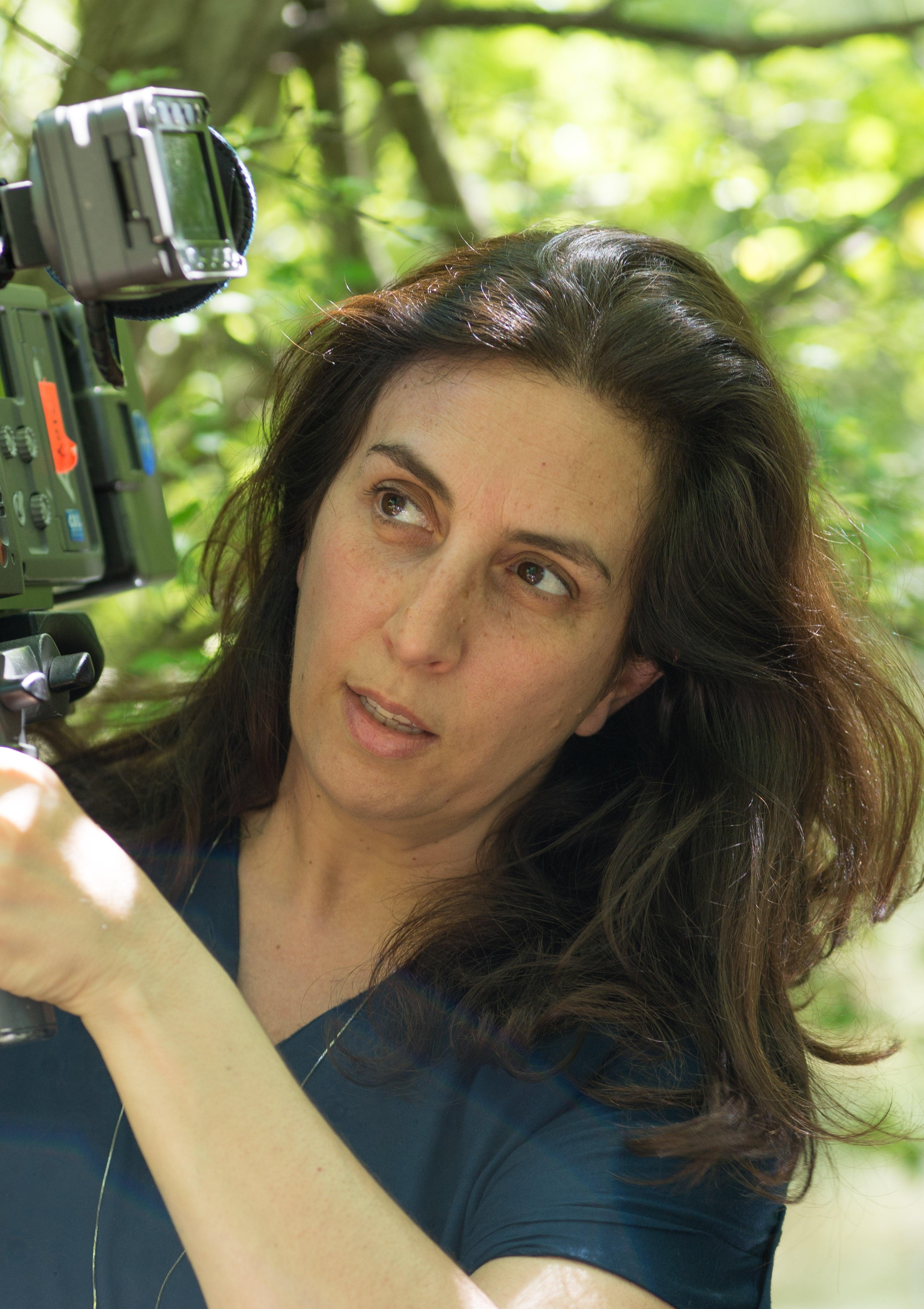 Filmmaker Paula Hernández