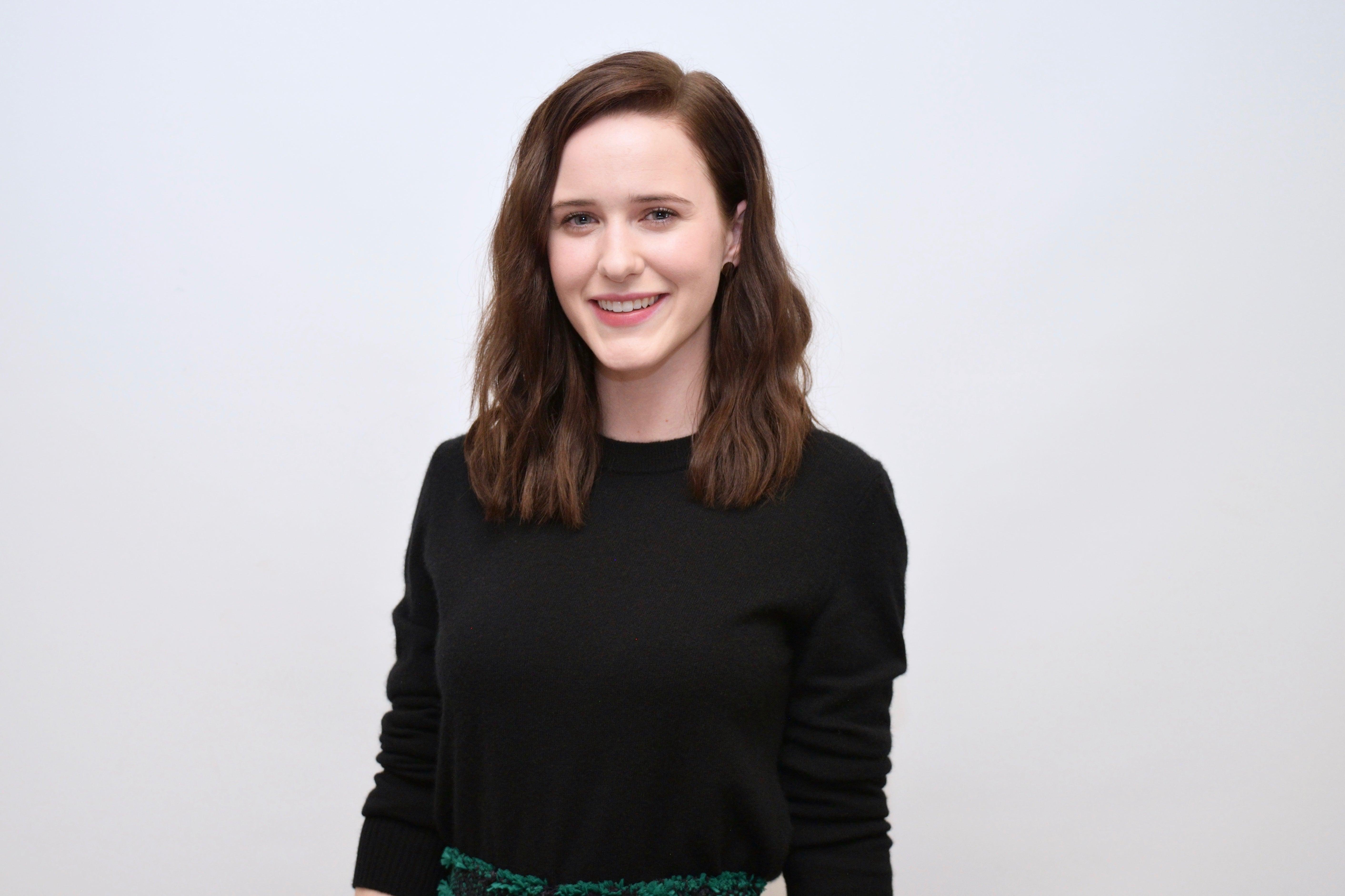 Actress Rachel Brosnahan