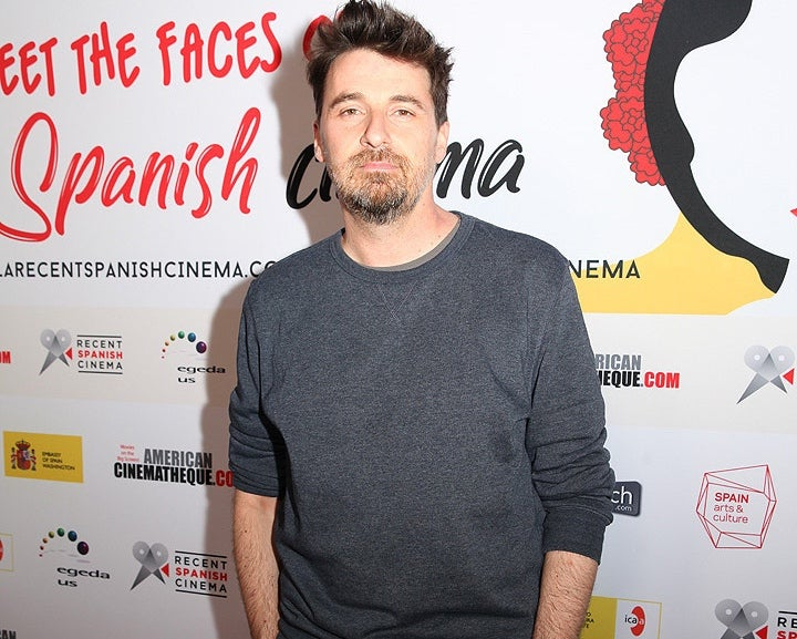 Spanish filmmaker Ramon Salazar