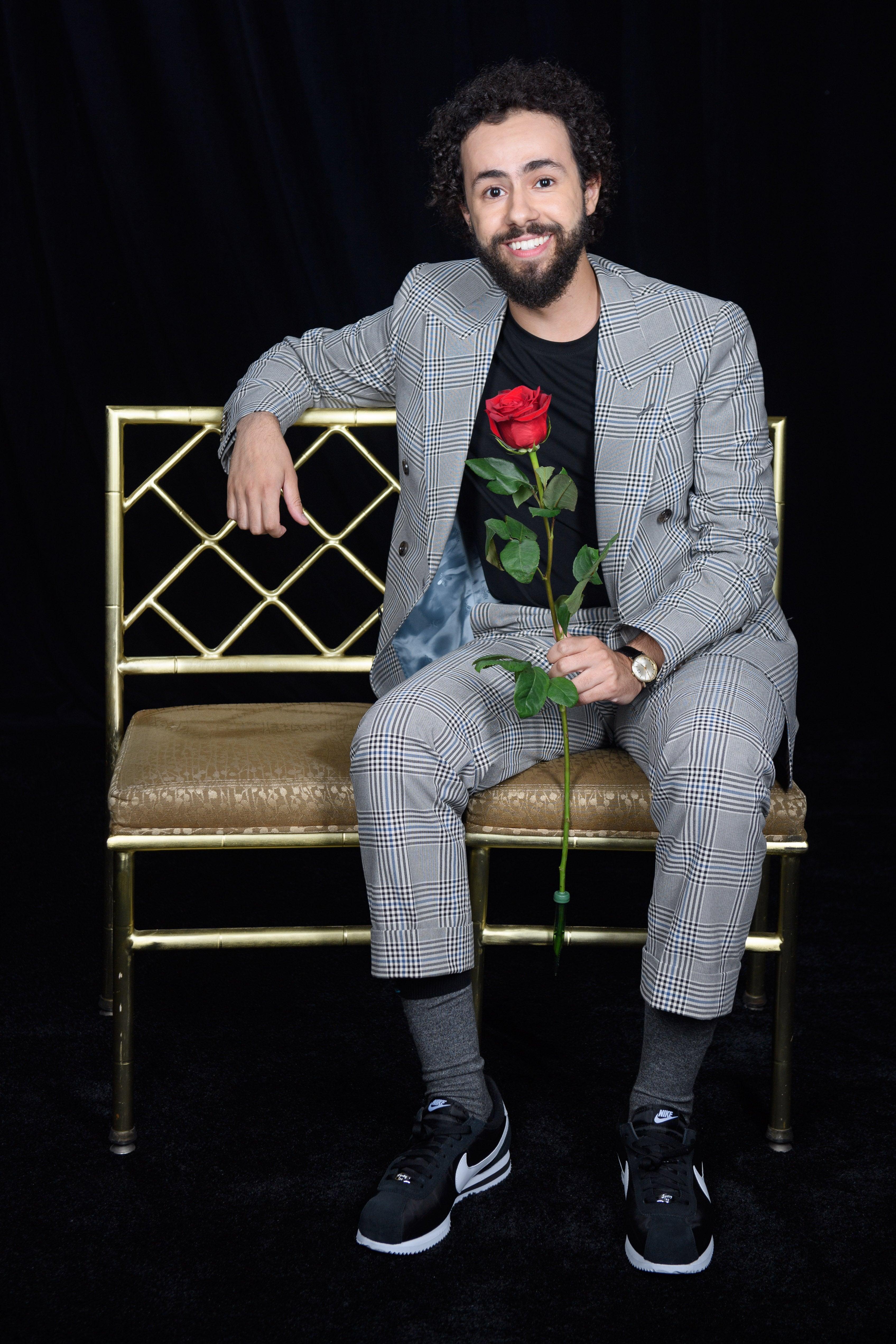 Actor and writer Ramy Youssef, Golden Gobe winner