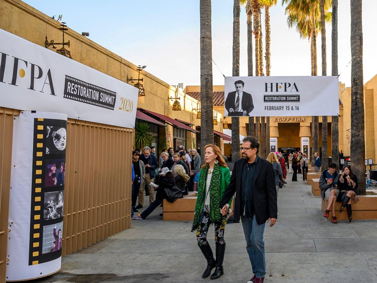 HFPA Restoration Summit 2020