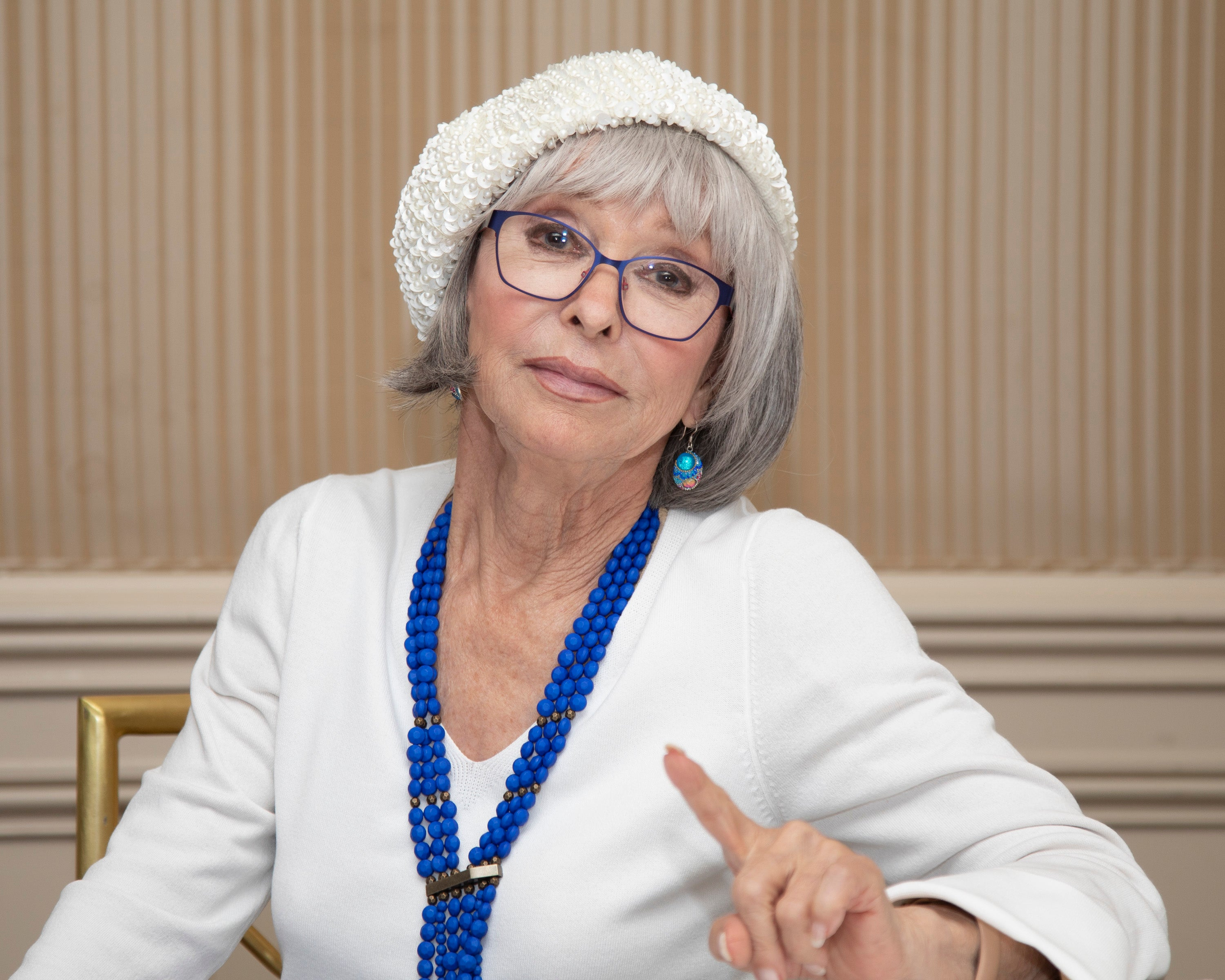 Rita Moreno, Golden Globe winner