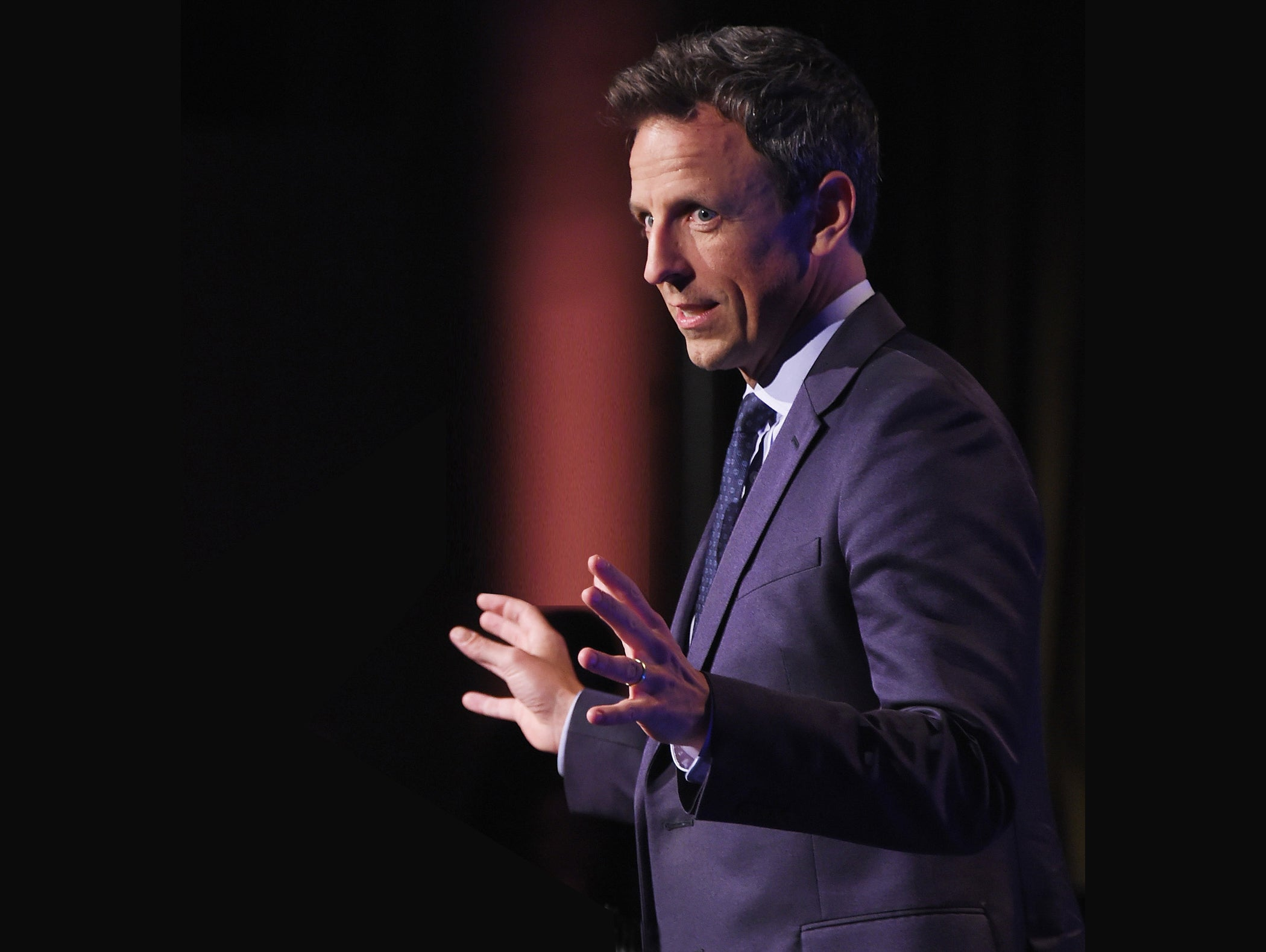 Seth Meyers to Host 75th Annual Golden Globes