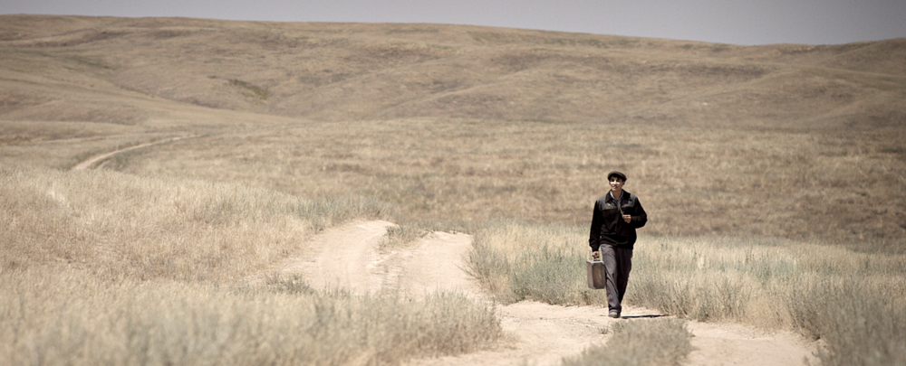 A scene from A Road To Mother, Kazakhstan