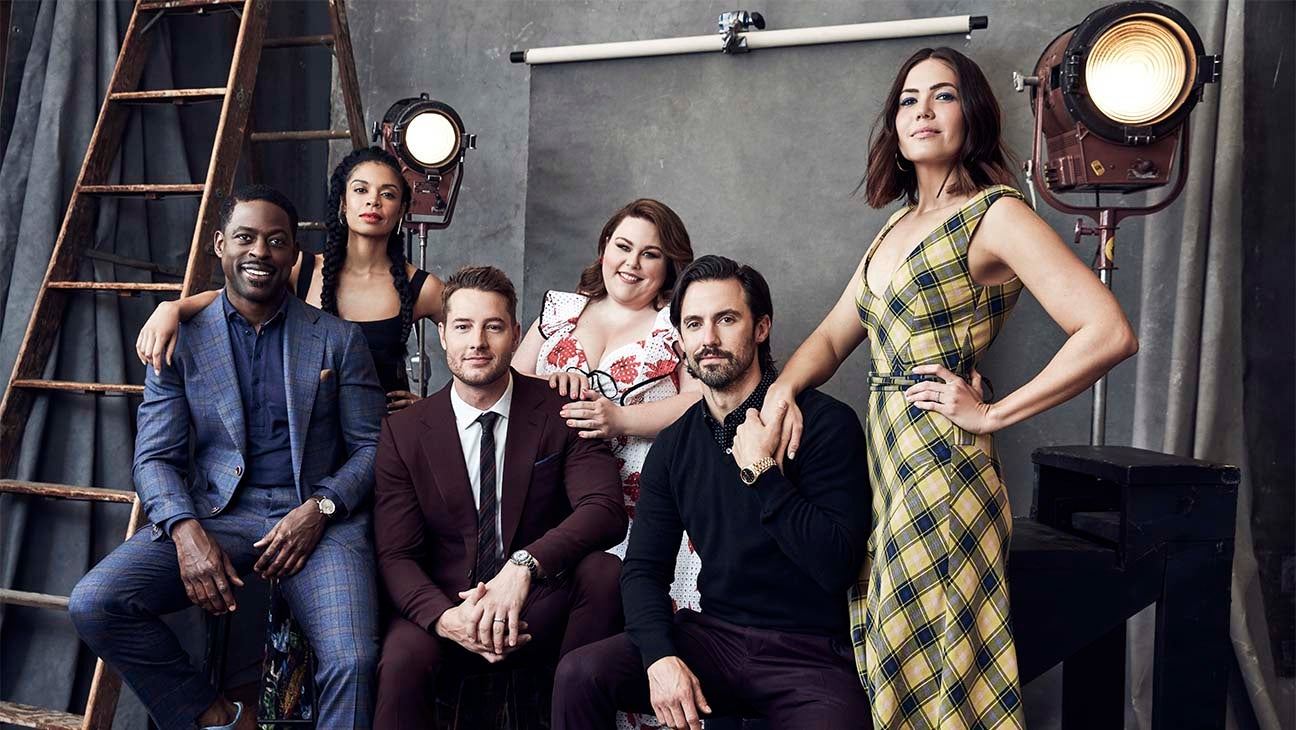 Cast of season 4 This is Us