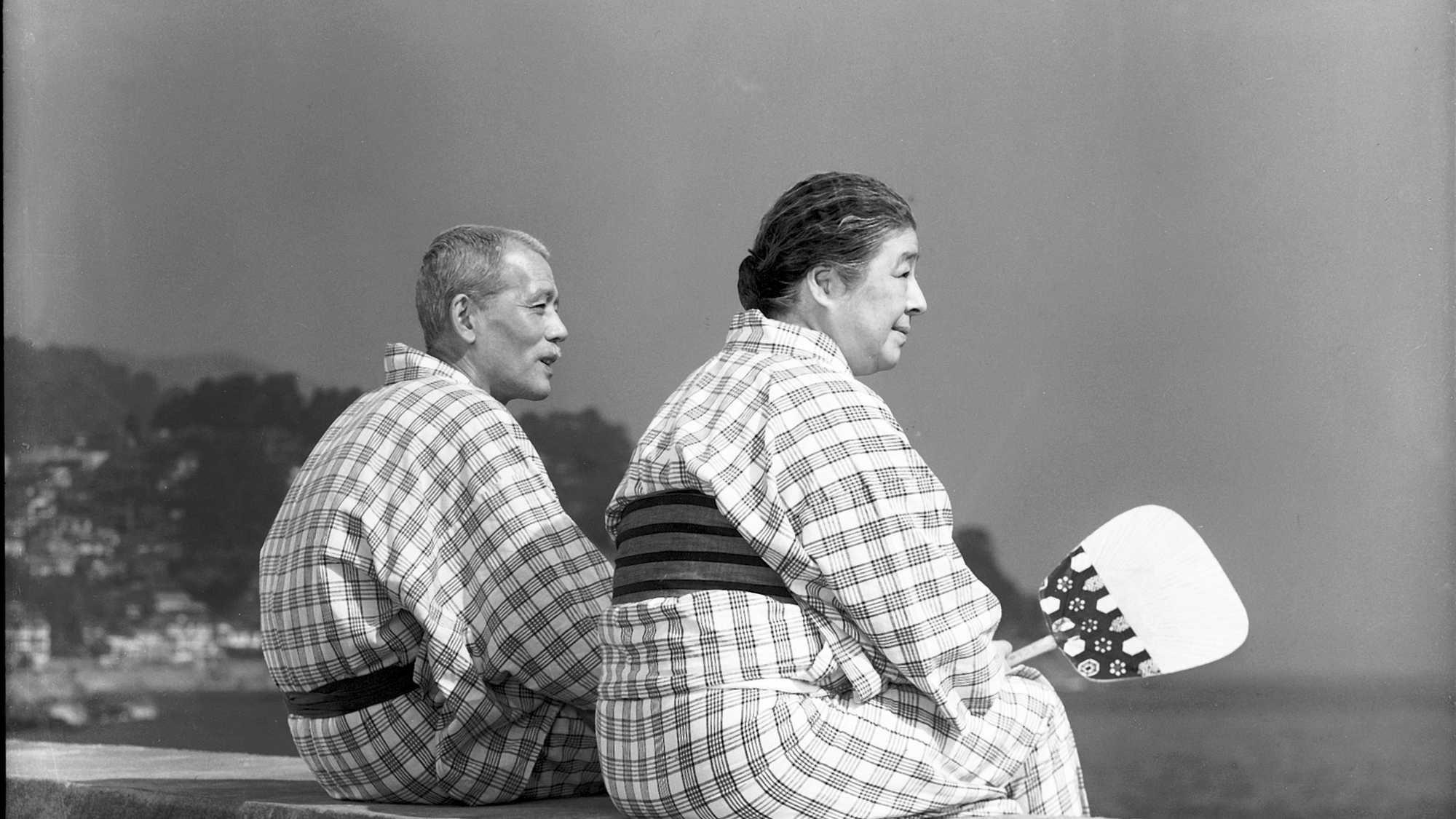 Japanese classic film Tokyo Story