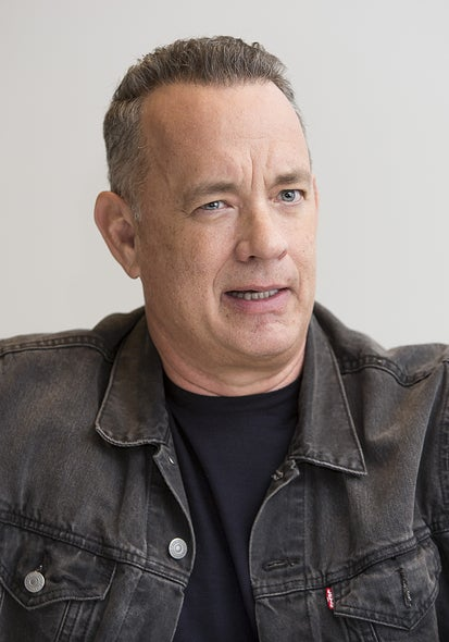 Tom Hanks, Golden Globe winner