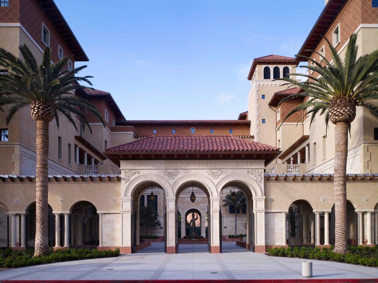 USC's School of Cinematic Arts