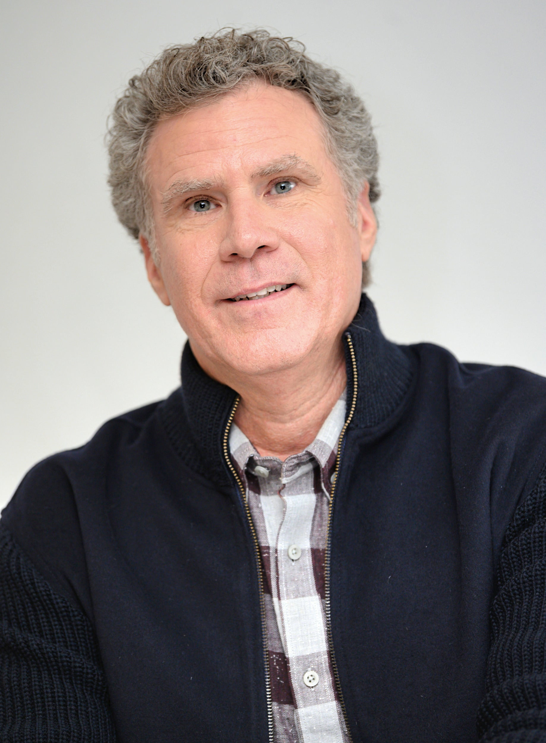 Actor and producer Will Ferrell, Golden Globe nominee