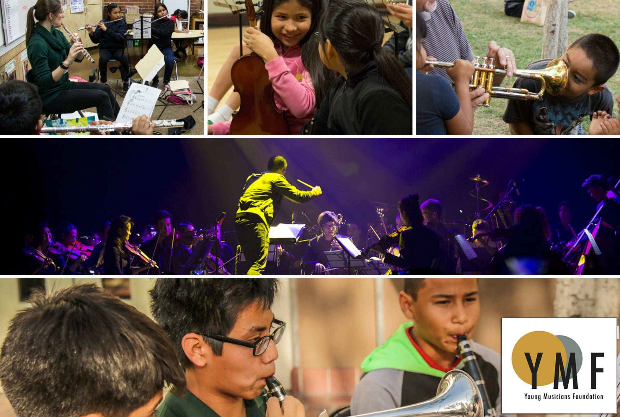 Young Musicians Foundation (YMF)