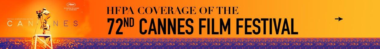 Cannes 2019 International Film Festival Banner