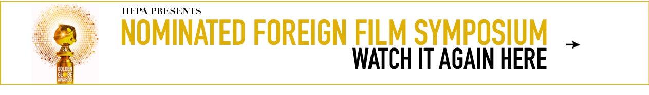 Foreign Film Symposium - 2019