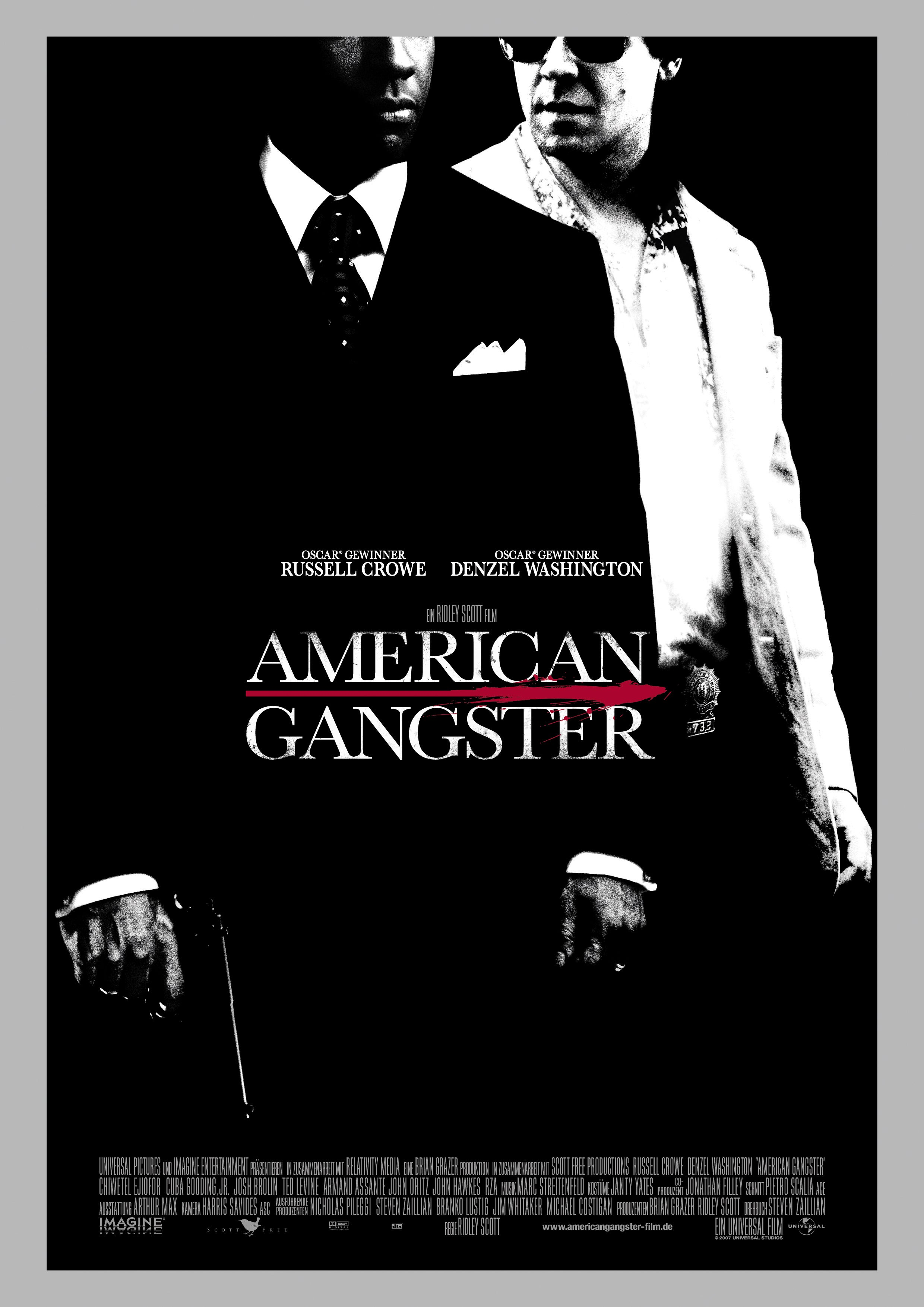 American Ganagster