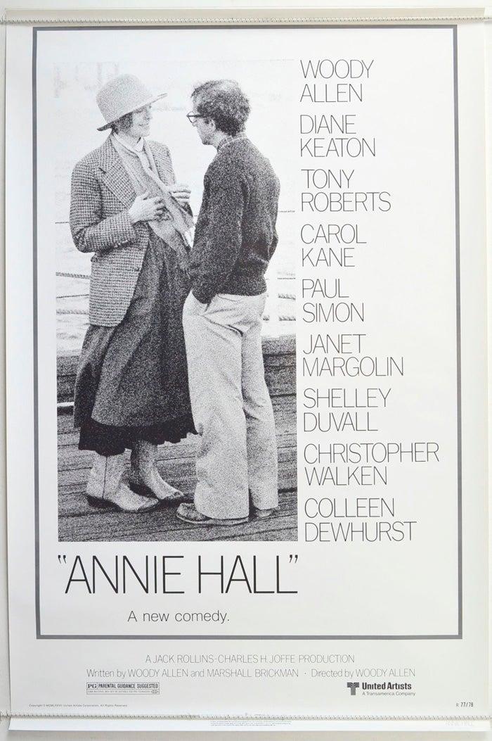 annie hall poster - photo #23