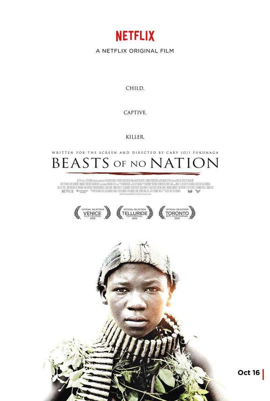 Mxecebi Arsaidan Qartulad / მხეცები არსაიდან (ქართულად) / Beasts of No Nation