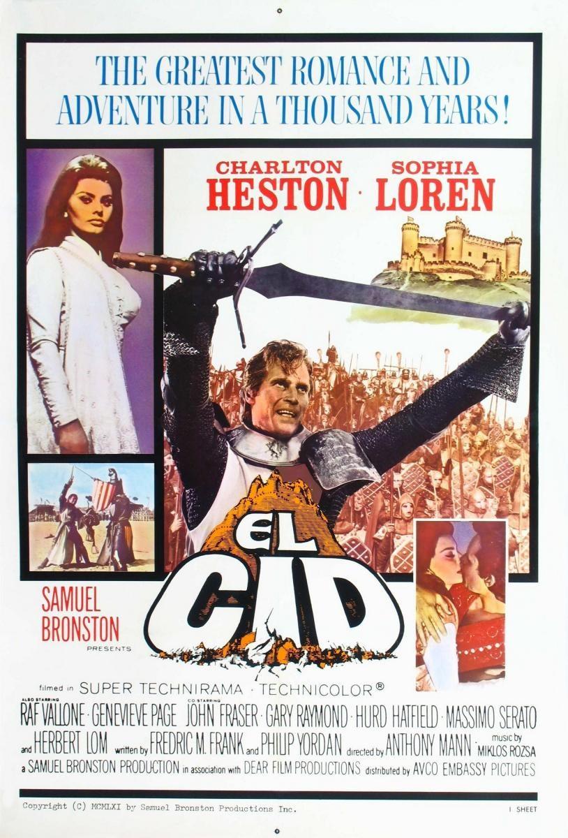 El Cid | Golden Globes