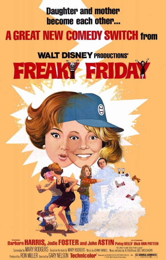 Freaky Friday (1976) | Golden Globes