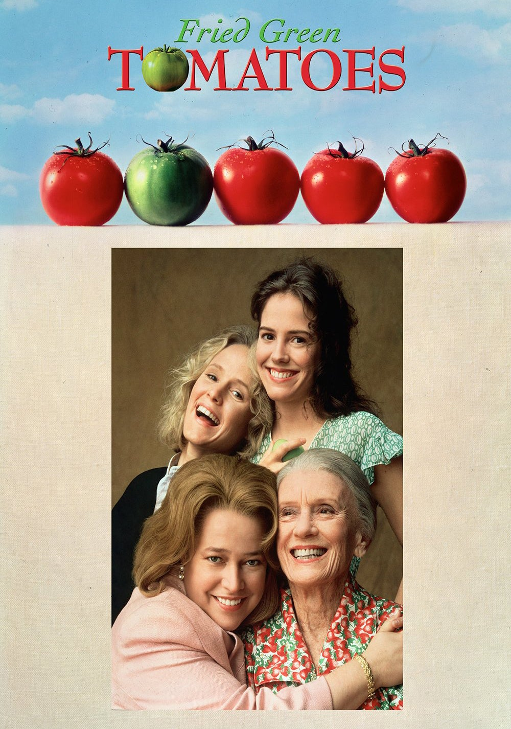 Fried Green Tomatoes Golden Globes