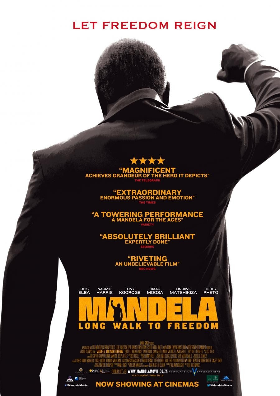 an analysis of long walk to freedom by nelson mandela Justin chadwick's film about nelson mandela tries to capture its  long walk to  freedom begins very movingly with mandela (idris elba).