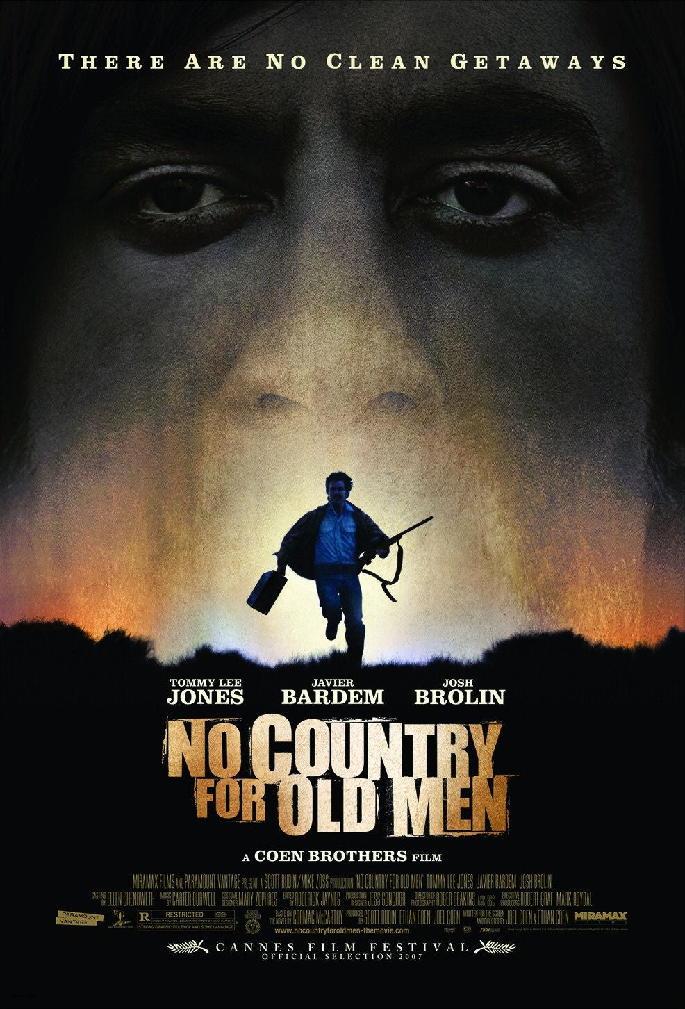 an analysis of the character of sheriff bell in the film no country for old men Let's take a look at arguably their best film, no country for old men is seen in sheriff bell's character to provide insightful film analysis that is.