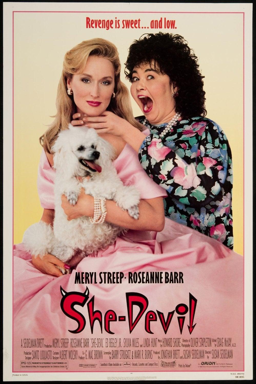 Risultati immagini per SHE-DEVIL ( 1989 ) POSTER