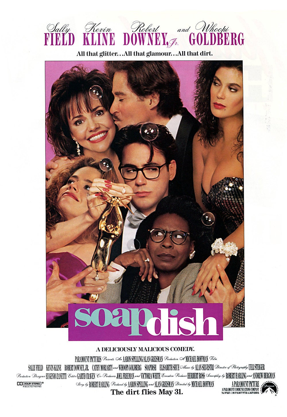 Image result for soapdish poster