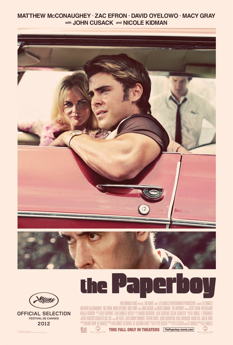 Paperboy, The | Golden Globes