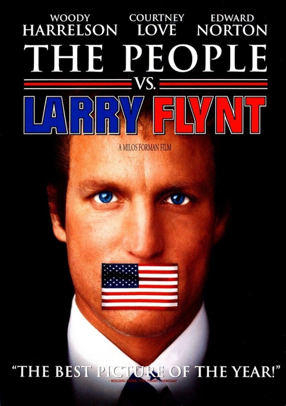 The people vs larry flynt 1996 sex or war - 1 10