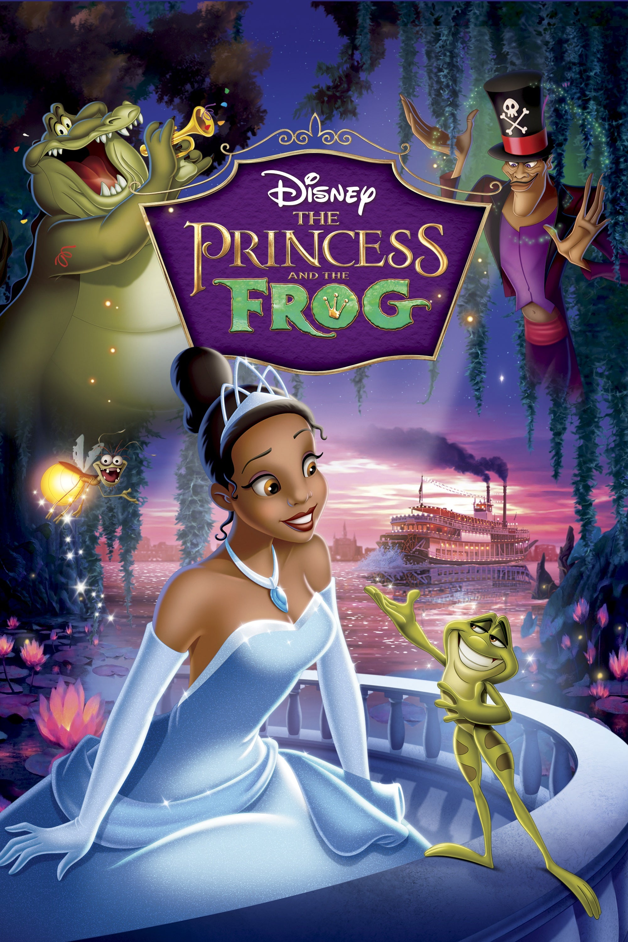 Princess And The Frog The  Golden Globes