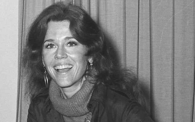 Image Result For Jane Fonda