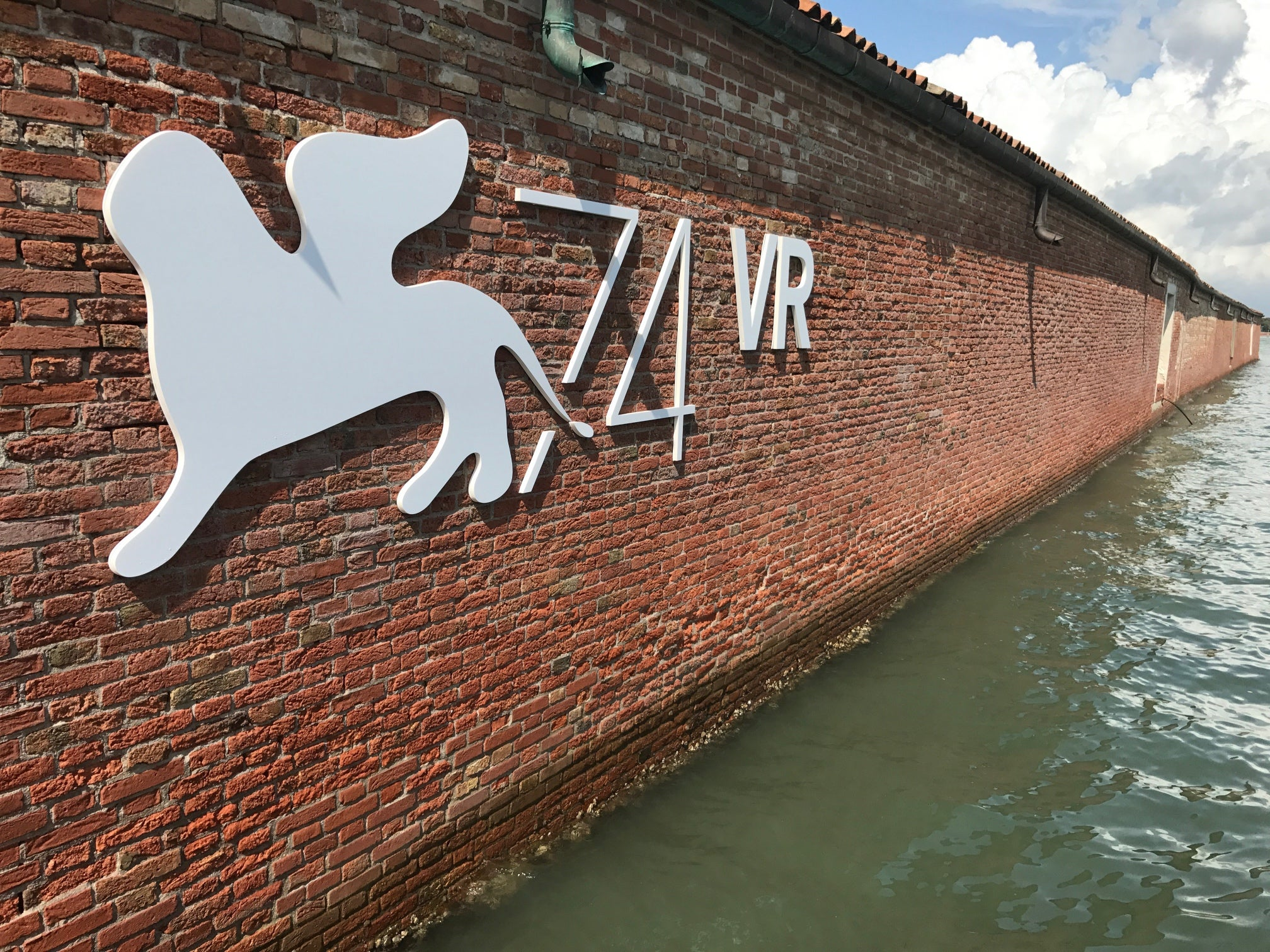 Virtyakl Reality space at the 2017 Venice Film Festival